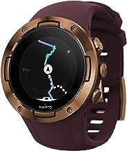 Suunto 5 lichtgewicht en compact GPS-sporthorloge met 24/7 activiteitstracker en hartslagmeting aan de pols