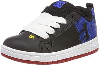 6839dc31381d5b DC Shoes Court Graffik, Chaussures de Skateboard garçon