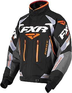 FXR M Adrenaline Jacket Black/Char/Grey/Orange M