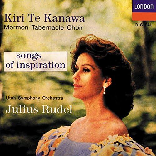 Kiri Te Kanawa, The Mormon Tabernacle Choir, Utah Symphony Orchestra & Julius Rudel