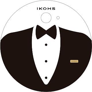 IKOHS Vinilos para Personalizar Netbot S15 Robot Aspirador, Vinilo Reposicionable, Calidad Resistente y Duradero, Gran Var...