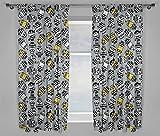 UNIVERSAL DESPICABLE ME 'Jailbird Drop Vorhang-Set, Mehrfarbig, 137,2cm