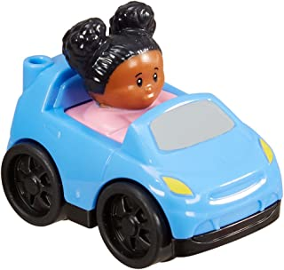 Fisher-Price Little People Wheelies - Tessa and Car