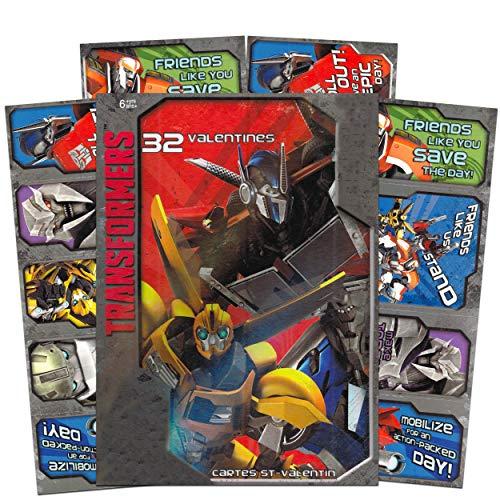 Hasbro Transformers 32 Valentines