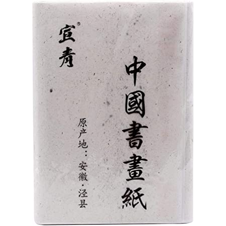 Painting Raw Xuan Paper Rice Paper 10pcs Chinese Calligraphy