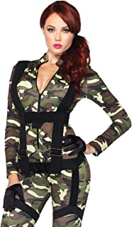 women's paratrooper costume