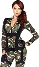Leg Avenue Women's 2 Piece Pretty Paratrooper Costume