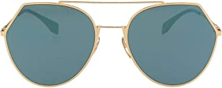 Luxury Fashion | Fendi Womens FF0194S0002A Blue Sunglasses | Season Permanent