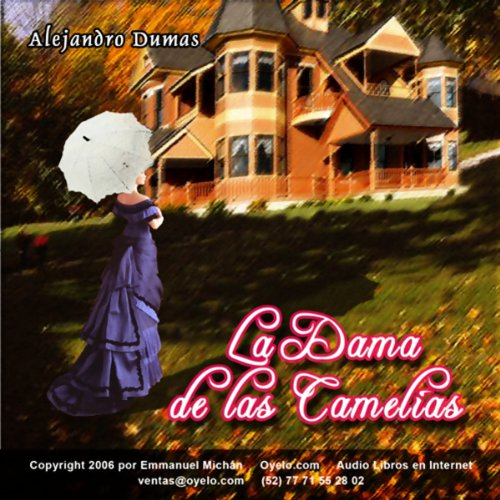 La Dama de las Camelias [The Lady of the Camelias] cover art