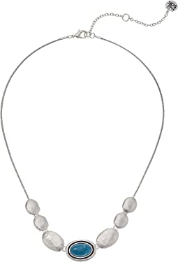 The Sak Stone Collar Necklace 16""
