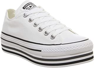 71aaf03da7a78 Converse Femme Baskets Chuck Taylor All Star Platform Layer Ox