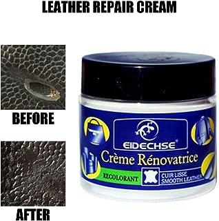 Sanmubo Leather Vinyl Repair Kit Leather Repair Cream Auto Car Seat Sofa Coats Holes Scratch Cracks Rips Liquid Leather Repair Tool (1pcs)