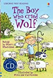 The Boy Who Cried Wolf (Usborne First Reading, Level 3)