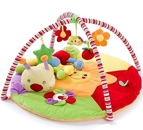 en venta en línea BP&S Gimnasio portátil para para para bebés, música Infantil recién Nacida y Manta de Juego en 1 Práctica Rastreo y Patada Gimnasio Adecuado para Niños de 0 a 2 años  las mejores marcas venden barato