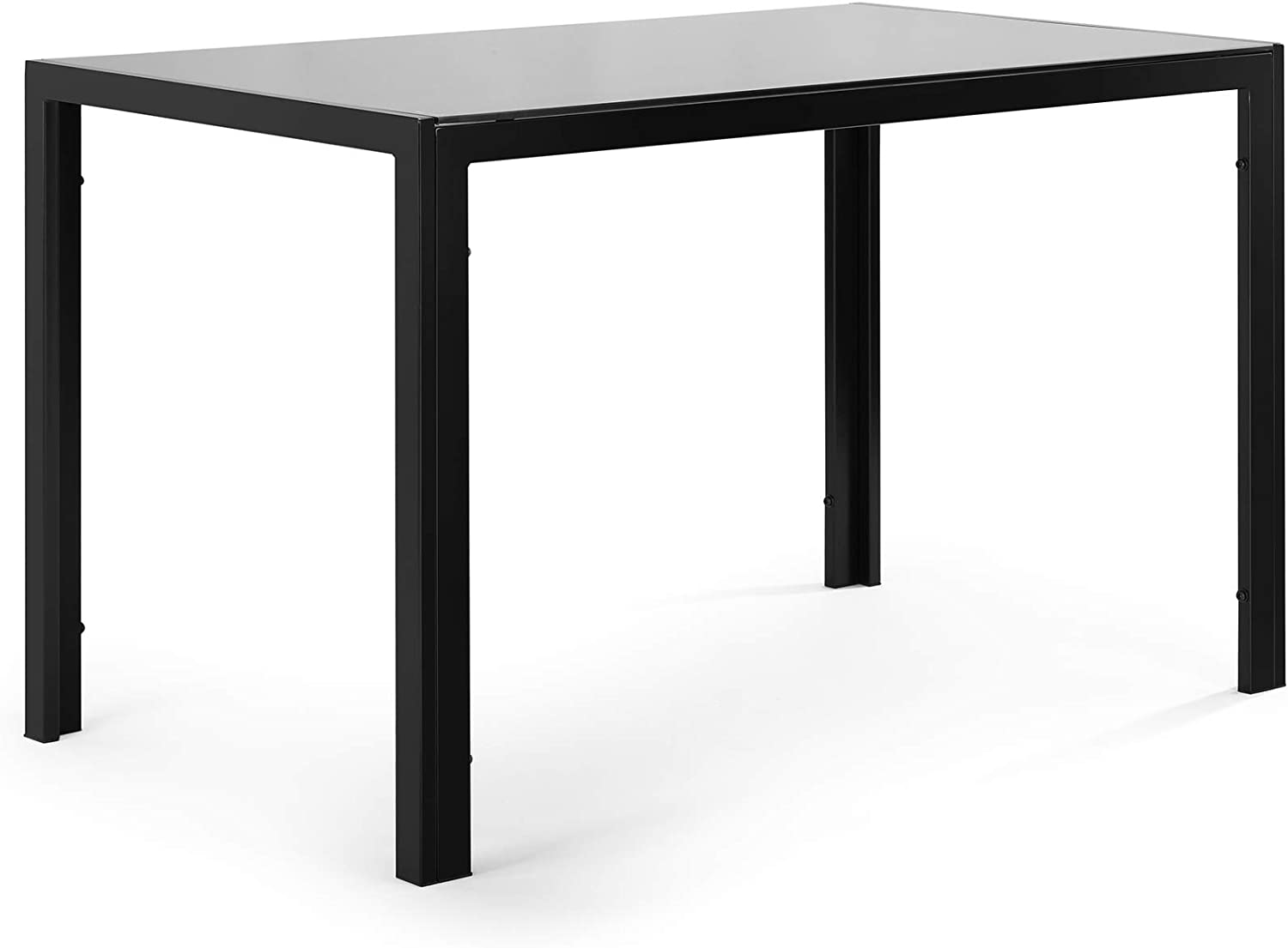 IANIYA Dining Nippon Max 86% OFF regular agency Room Table,Kitchen Table Glass T Kitchen Square