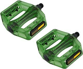"""Fenix Translucent Bike Pedals, 9/16"""", Various Colors"""