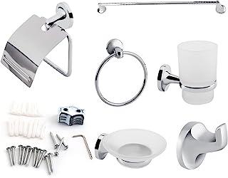 Zoternen - Juego de Accesorios para baño (6 Unidades