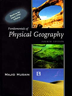 Fundamentals of Physical Geography: Fourth Edition (Revised According to the Latest UPSC Syllabus)