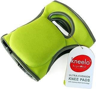 Burgon & Ball GKN/KPADGOO Kneelo Gardening Knee Pads, Gooseberry