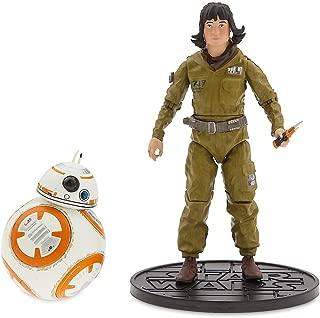 Star Wars Rose Tico & BB-8 Elite Series Die Cast Action Figure The Last Jedi