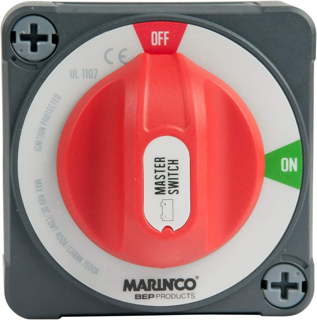 Marinco Power Limited price sale Products Pro Installer Off Max 44% OFF Swi On Battery EZ-Mount