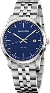 Mens Analogue Automatic Watch with Stainless Steel Strap K5S3414N