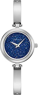 Caravelle Women's Bangle Bracelet Watch with Crystal Dial - 43L215