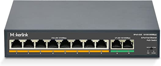 Best poe switch for cctv camera Reviews