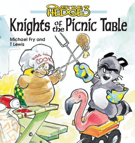 Over the Hedge 3 Knights of the Picnic Table