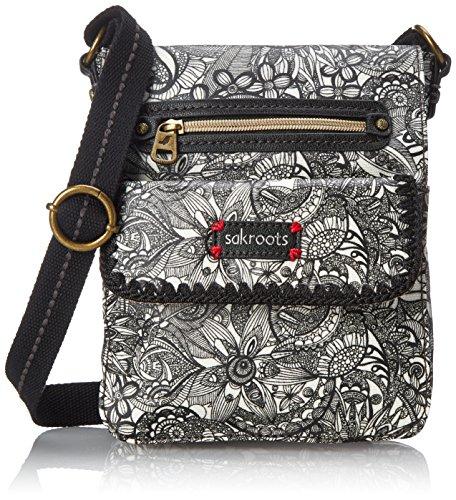Pockets: 2 interior slip, 1 interior zip, 1 exterior, 4 card slots