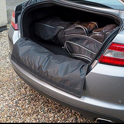 AutoCompanion - Kfz-Stoßstangenschutz für den Kofferraum, Universalmodell, ideal beim Transport von Hunden und Haustieren