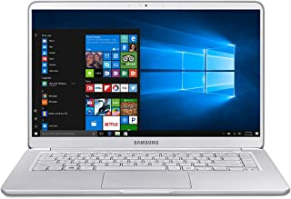"Samsung NP900X5T-K01US Notebook 9 15"" Traditional Laptop (Light Titan)"