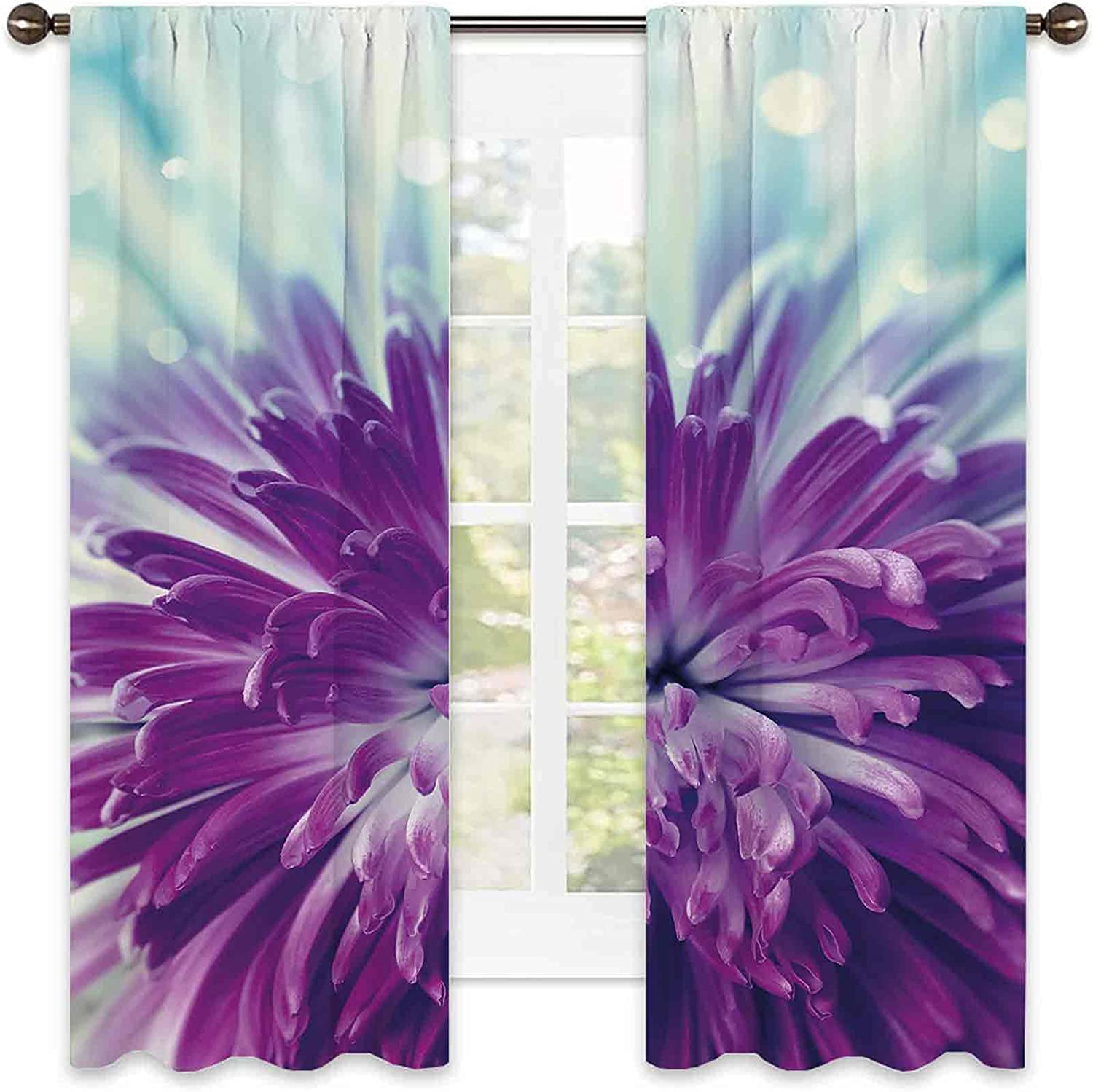 Dahlia Energy-Saving and Noise-reducing Radiant Free Shipping Cheap Bargain Gift Violet Max 69% OFF Colored