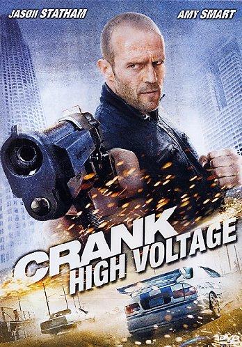 Crank - High voltage [Italia] [DVD]