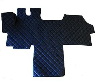 Original Fiat Paillasson en velours noir Fiat Ducato 250 de voiture tapis textile 50901499