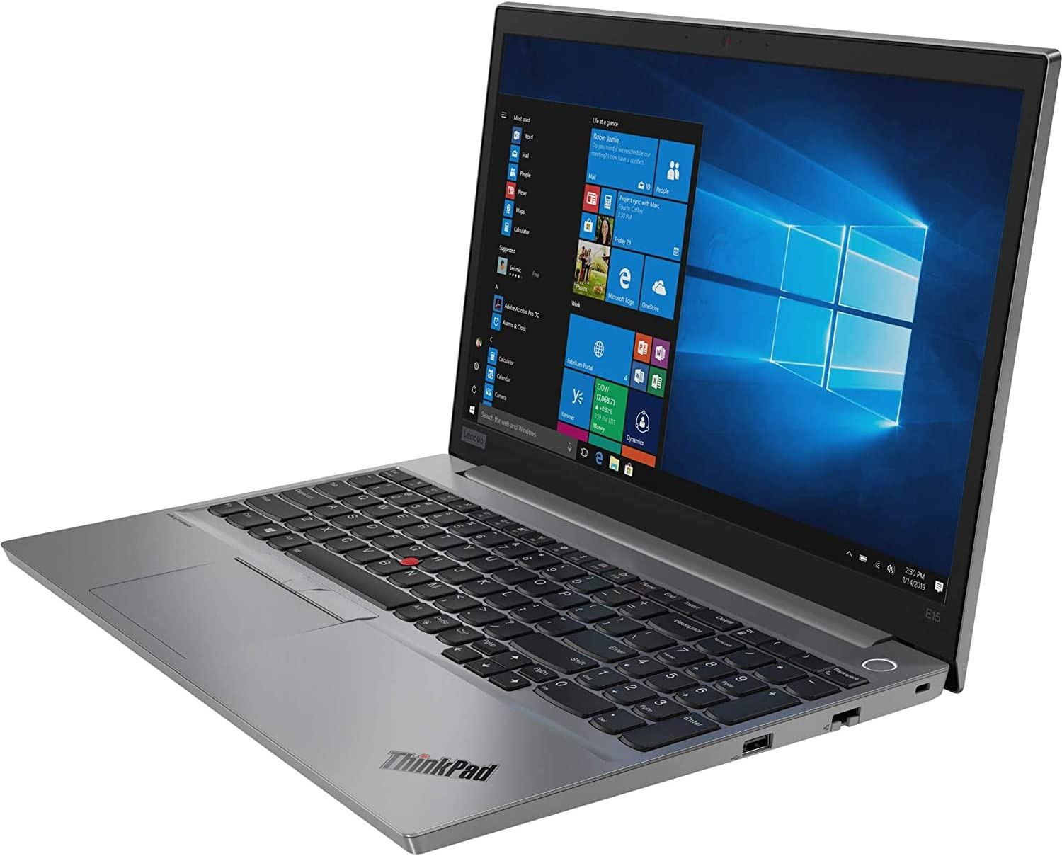Lenovo ThinkPad E15 Home and i7-10510U 4- Business Laptop Online limited product Intel Financial sales sale