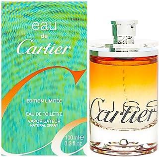 Eau de Cartier by Cartier 3.3 oz Eau de Toilette Spray Limited Edition