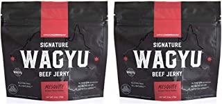 Greg Norman Signature Wagyu Beef Jerky Mesquite, 2pk