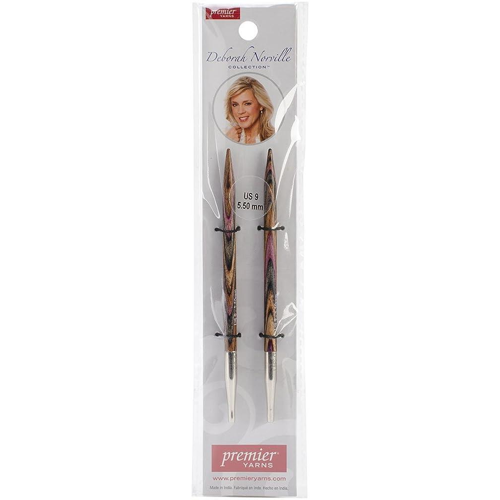 Premier Yarns Deborah Norville Interchangeable Needles, 9/5.5mm