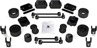 "TeraFlex 1365305 JL2-Door Sport/Sahara: 2.5"" Performance Spacer Lift Kit & Shock Extensions"