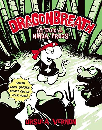 Dragonbreath #2: Attack of the Ninj…