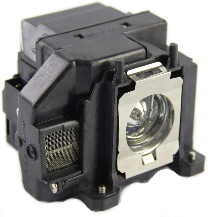 Gzwog ELPLP67 V13H010L67 Replacement Projector Lamp Bulb with Housing for Epson EB-SXW1/SXW12/S02/S11/S12/S110/SXW11/SXW12/W02/W12/W110/X02/X11/X12/X14/X15/X100/EX3210/EX5210/EX7210/H430A/H429A