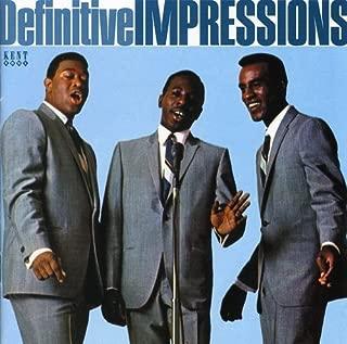 the impressions rhythm