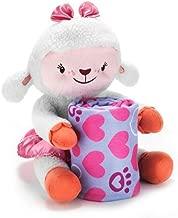 Disney Doc McStuffins Lambie Plush with Fleece Blanket