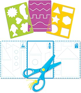 Learning Resources LER5568 Trace Ace Scissor Skills Set