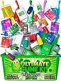 Slime Kit for Girls and Boys - 2 in 1 - DIY Slime Making Kit Plus...