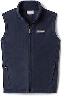 boys Steens Mountain Fleece Vest