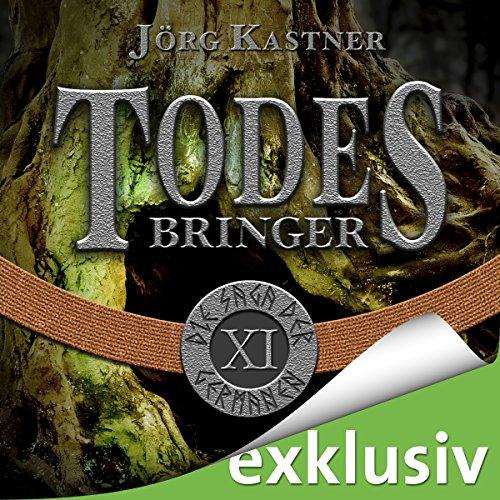 Todesbringer audiobook cover art