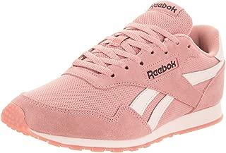 Reebok Women's Royal Ultra SL Fashion Sneakers Chalk Pink/Pale Pink/Smoke
