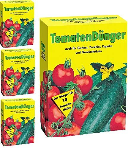 Tomatendünger 1kg Paprika Gurken Tomaten Dünger Magnesium